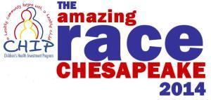 Amazing Race Chesapeake 2014 Logo