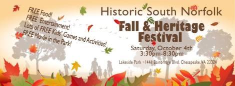 SNNWG fall festival banner